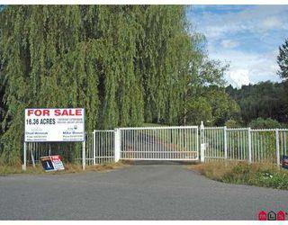 "Photo 1: 8162 DYKE Road in Abbotsford: Bradner House for sale in ""Glenn Valley"""