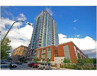 "Photo 1: 510 550 TAYLOR Street in Vancouver: Downtown VW Condo for sale in ""TAYLOR"" (Vancouver West)  : MLS®# V703612"