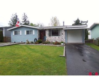 Main Photo: 33386 13TH Avenue in Mission: Mission BC House for sale : MLS®# F2812920