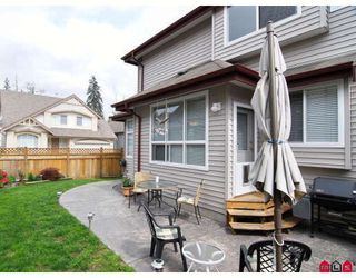 "Photo 10: 20842 97B Avenue in Langley: Walnut Grove House for sale in ""WYNDSTAR"" : MLS®# F2813054"