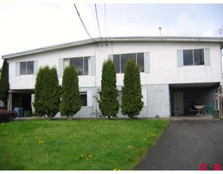 Main Photo: 45217 LAZENBY Road in Chilliwack: Chilliwack W Young-Well House Duplex for sale : MLS®# H2802817