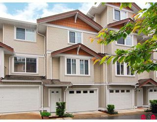 Photo 1: 91 12711 64TH Avenue in Surrey: West Newton Townhouse for sale : MLS®# F2816830