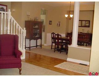 "Photo 3: 18525 64B Ave in Surrey: Cloverdale BC House for sale in ""CLOVER VALLEY STATION"" (Cloverdale)  : MLS®# F2626814"