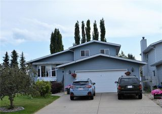 Main Photo: 48 Huget Crescent in Red Deer: RR Highland Green Estates Residential for sale : MLS®# CA0175124