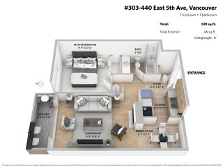 "Photo 14: 303 440 E 5TH Avenue in Vancouver: Mount Pleasant VE Condo for sale in ""Landmark Manor"" (Vancouver East)  : MLS®# R2400226"