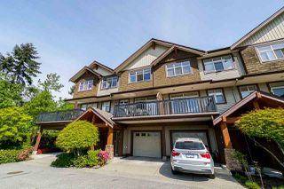 "Photo 2: 2 320 DECAIRE Street in Coquitlam: Central Coquitlam Townhouse for sale in ""THE OUTLOOK"" : MLS®# R2404502"