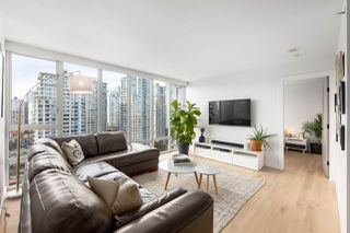 Photo 1: 2205 950 CAMBIE STREET in Vancouver: Yaletown Condo for sale (Vancouver West)  : MLS®# R2421963