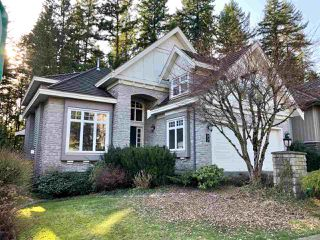 Photo 1: 92 EAGLE Pass in Port Moody: Heritage Mountain House for sale : MLS®# R2437740