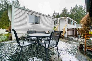 "Photo 17: 133 3031 200TH Street in Langley: Brookswood Langley Manufactured Home for sale in ""CEDAR CREEK ESTATES"" : MLS®# R2447607"