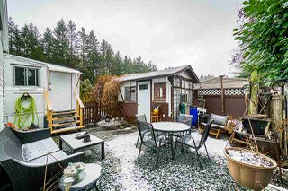 "Photo 16: 133 3031 200TH Street in Langley: Brookswood Langley Manufactured Home for sale in ""CEDAR CREEK ESTATES"" : MLS®# R2447607"