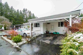 "Photo 2: 133 3031 200TH Street in Langley: Brookswood Langley Manufactured Home for sale in ""CEDAR CREEK ESTATES"" : MLS®# R2447607"
