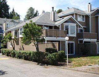 Photo 1: # 62 1140 FALCON DR in Coquitlam: Condo for sale : MLS®# V778633