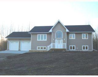 Main Photo: 13758 283 Road in Fort_St._John: Fort St. John - Rural W 100th House for sale (Fort St. John (Zone 60))  : MLS®# N177567
