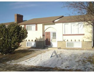 Photo 1:  in CALGARY: Marlborough Residential Detached Single Family for sale (Calgary)  : MLS®# C3300375