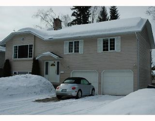 "Photo 1: 4915 NORTH MEADOW Road in Prince_George: North Meadows House for sale in ""NORTH MEADOWS"" (PG City North (Zone 73))  : MLS®# N180444"