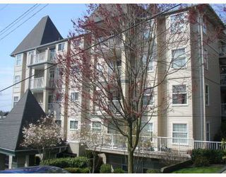 "Photo 1: 406 1035 AUCKLAND Street in New_Westminster: Uptown NW Condo for sale in ""Queens Terrace"" (New Westminster)  : MLS®# V705245"