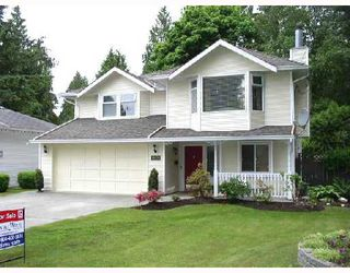 Photo 1: 12279 CRESTON Street in Maple_Ridge: West Central House for sale (Maple Ridge)  : MLS®# V715473