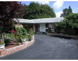 "Photo 1: 965 THERMAL DR in Coquitlam: Chineside House for sale in ""CHINESIDE"" : MLS®# V543057"