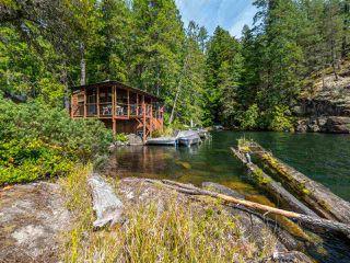 "Main Photo: Block E SAKINAW Lake in Pender Harbour: Pender Harbour Egmont House for sale in ""Sakinaw Lake"" (Sunshine Coast)  : MLS®# R2398230"