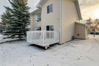 Photo 18: 28 6608 158 Avenue in Edmonton: Zone 28 Townhouse for sale : MLS®# E4181088