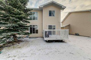 Photo 19: 28 6608 158 Avenue in Edmonton: Zone 28 Townhouse for sale : MLS®# E4181088