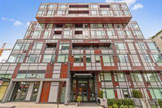 "Main Photo: 415 209 E 7TH Avenue in Vancouver: Mount Pleasant VE Condo for sale in ""Ellsworth"" (Vancouver East)  : MLS®# R2448781"