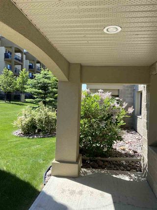 Photo 2: 107 500 PALISADES Way: Sherwood Park Condo for sale : MLS®# E4205310