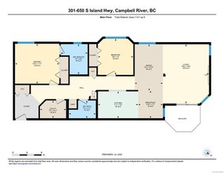 Photo 9: 301A 650 S Island Hwy in : CR Campbell River Central Condo for sale (Campbell River)  : MLS®# 850407