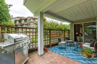 "Photo 19: 113 1999 SUFFOLK Avenue in Port Coquitlam: Glenwood PQ Condo for sale in ""KEY WEST"" : MLS®# R2493657"