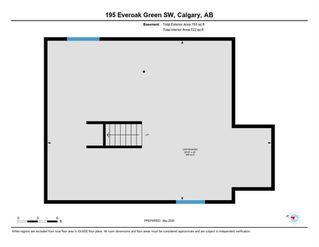 Photo 31: 195 EVEROAK Green SW in Calgary: Evergreen Detached for sale : MLS®# A1035204