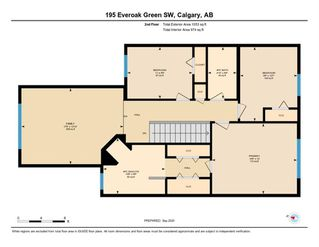 Photo 30: 195 EVEROAK Green SW in Calgary: Evergreen Detached for sale : MLS®# A1035204