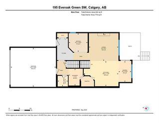 Photo 17: 195 EVEROAK Green SW in Calgary: Evergreen Detached for sale : MLS®# A1035204