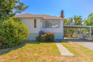 Photo 1: 550 E 58TH Avenue in Vancouver: South Vancouver House for sale (Vancouver East)  : MLS®# R2501108