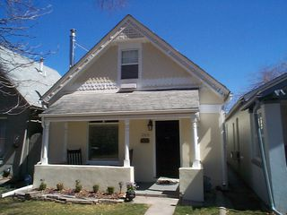 Main Photo: 266 S. Marion Parkway in Denver: House for sale : MLS®# 981918