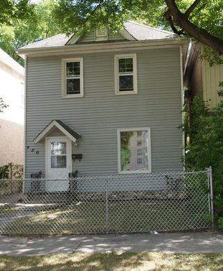 Photo 2: 430 Glasgow Avenue in Winnipeg: Residential for sale : MLS®# 1114941