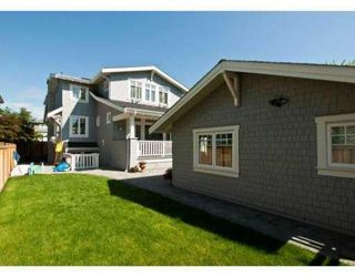 Photo 10: 3908 OXFORD ST in Burnaby: House for sale : MLS®# V907690