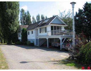 "Photo 1: 7597 232ND Street in Langley: Fort Langley House for sale in ""FOREST KNOLLS"" : MLS®# F2724641"