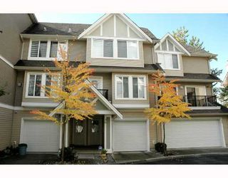 "Photo 1: 36 19141 124TH Avenue in Pitt_Meadows: Mid Meadows Townhouse for sale in ""MEADOWVIEW ESTATES"" (Pitt Meadows)  : MLS®# V683967"