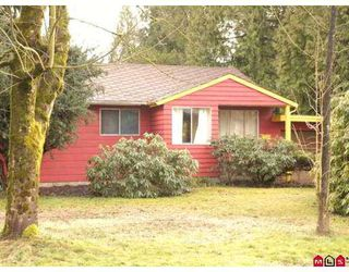 Photo 1: 34478 KENT Ave in Abbotsford: Abbotsford East House for sale : MLS®# F2703707
