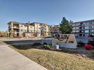 Main Photo: 418 7021 South Terwillegar Drive in Edmonton: Zone 14 Condo for sale : MLS®# E4176939