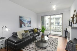 "Photo 3: 205 7488 BYRNEPARK Walk in Burnaby: South Slope Condo for sale in ""GREEN by Adera"" (Burnaby South)  : MLS®# R2432140"