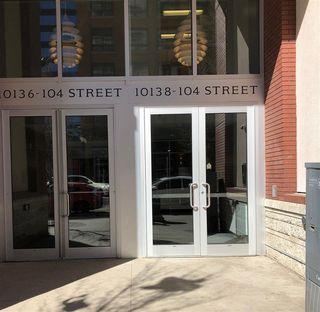 Main Photo: 2503 10136 104 Street NW in Edmonton: Zone 12 Condo for sale : MLS®# E4194824