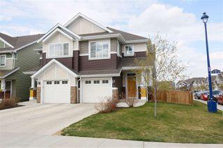 Photo 3: 6708 23 Avenue SW in Edmonton: Zone 53 House Half Duplex for sale : MLS®# E4197760