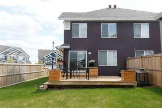 Photo 33: 6708 23 Avenue SW in Edmonton: Zone 53 House Half Duplex for sale : MLS®# E4197760