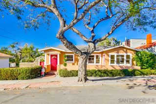 Main Photo: UNIVERSITY HEIGHTS House for sale : 2 bedrooms : 1042 Lincoln Avenue in San Diego