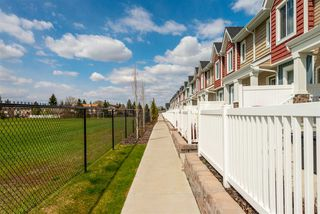 Photo 31: 11 1508 105 Street in Edmonton: Zone 16 Townhouse for sale : MLS®# E4201929