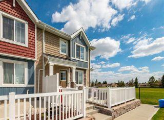Photo 1: 11 1508 105 Street in Edmonton: Zone 16 Townhouse for sale : MLS®# E4201929