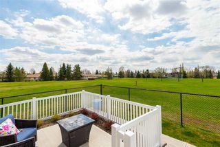 Photo 3: 11 1508 105 Street in Edmonton: Zone 16 Townhouse for sale : MLS®# E4201929