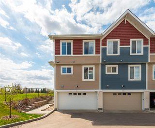 Photo 29: 11 1508 105 Street in Edmonton: Zone 16 Townhouse for sale : MLS®# E4201929