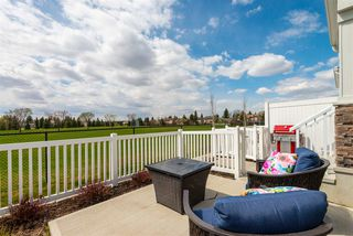 Photo 28: 11 1508 105 Street in Edmonton: Zone 16 Townhouse for sale : MLS®# E4201929